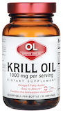 Krill Oil  1000 mg 60 softgel